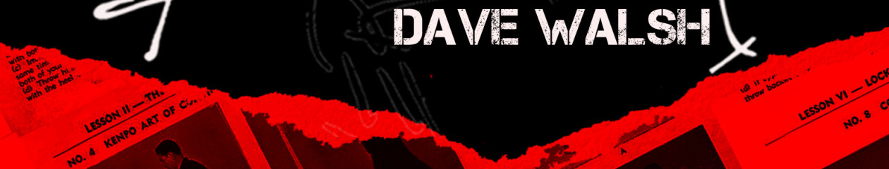 Dave Walsh, Writer, Dude